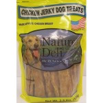 RECALL – Nature's Deli Chicken Jerky Dog Treats, Salmonella Contamination