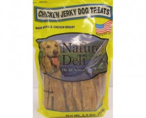 Dog Treats Packaged