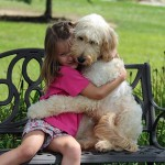 One Little Girl's Lifesaver Wears Fur