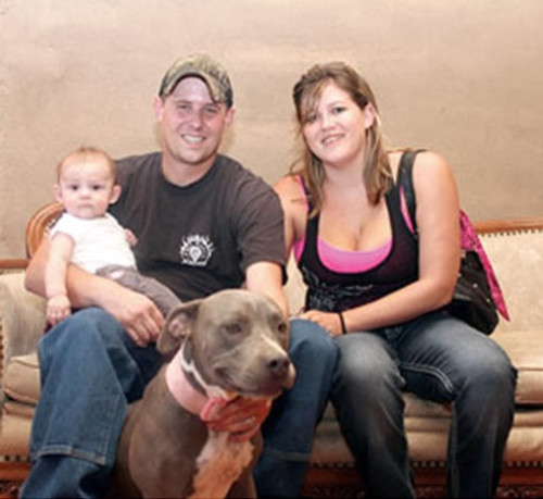 Couple Recovers Stolen Dog